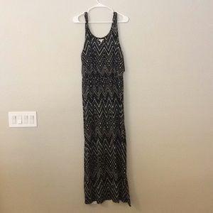ZigZag Maxi Dress